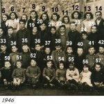 Ecole de Meljac 1946
