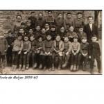 Ecole de Meljac 1959