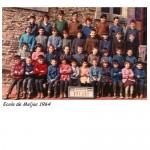 Ecole de Meljac 1964