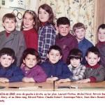 Ecole de La Treillie 1968