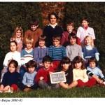 Ecole de Meljac 1980