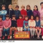 Ecole de Meljac 1983