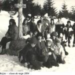 Ecole de Meljac 1984
