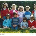 Ecole de Meljac 1988