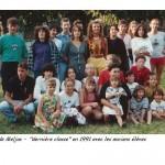 Dernière Classe 1991