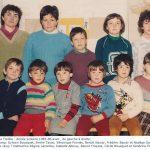 Ecole de La Treillie 1985