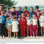 Ecole de La Treillie 1989