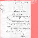 1887.06.16.lettre maire à Préfet_enchère tvx clôture