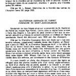 008.Les souterrains aménagés de la région de Réquista-Rev.du Rouergue_août1984