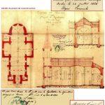 005.Reconstruction de l'église de Meljac1884-1900