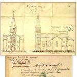 006.Reconstruction de l'église de Meljac1884-1900
