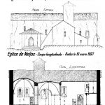 009.Reconstruction de l'église de Meljac1884-1900