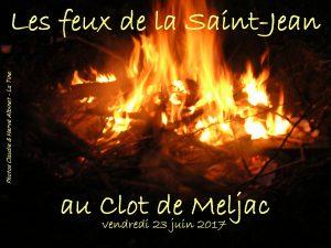 001.Feu de la St.Jean au Clot 23 juin 2017