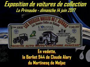 001.expo.voitures de collectionà La Primaube 14.6.2014