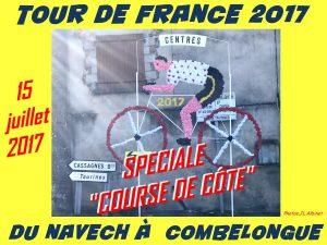 001.Tour de France- course de côte-15.07.2017