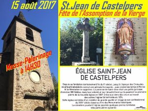15.08.2017St.Jean de Castelpers-Fête du 15 août